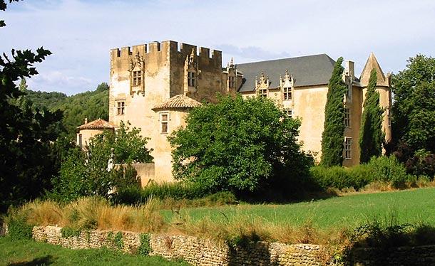 Allemagne En Provence Village Du Verdon
