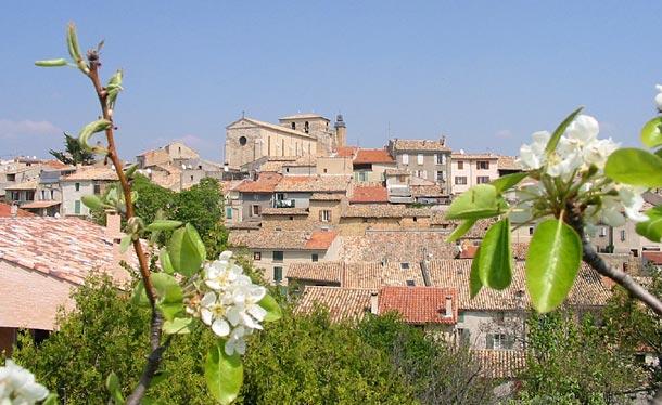 Valensole village du Verdon