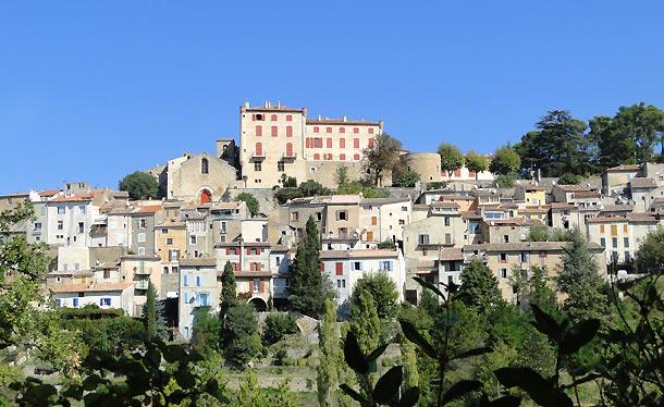 La Verdiu00e8re village du Verdon